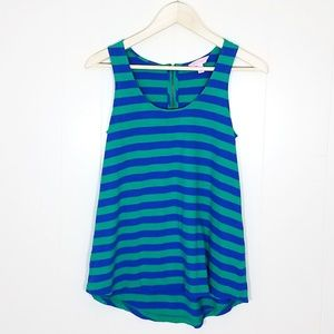 Lilly Pulitzer Striped Tank Top